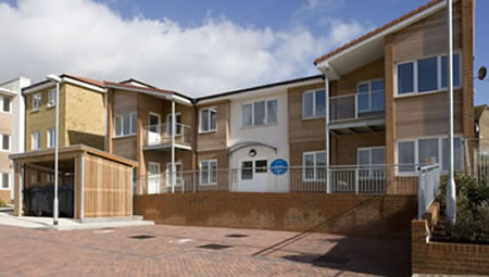 Care Home fitted with Fire Sprinklers