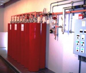 Royal Hospital Chelsea Residential Fire Sprinkler System