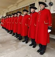 Royal Hospital Chelsea home to the Chelsea Pensioners
