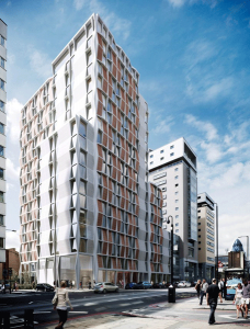 60 Commercial Road Student Accommodation