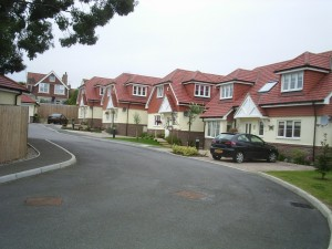 Sprinkler Systems in Mews Terrace Family Houses