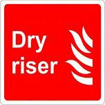Dry Riser Orders