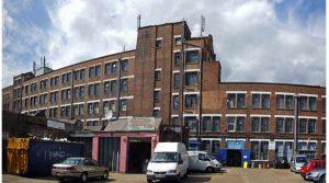 Peckham Fire, Bussey Building