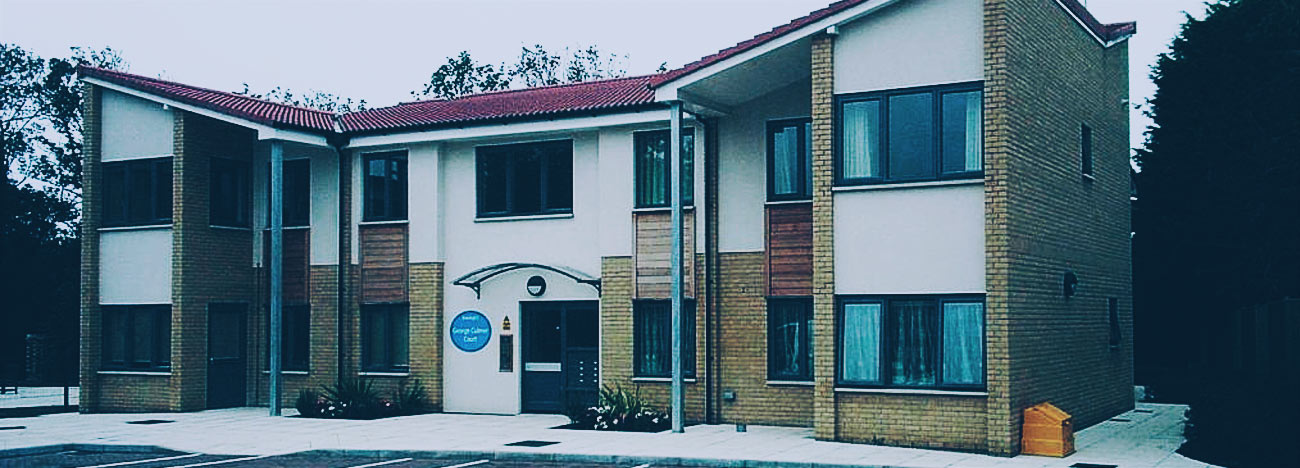 Extra Care Facility Fire Sprinkler in Kent