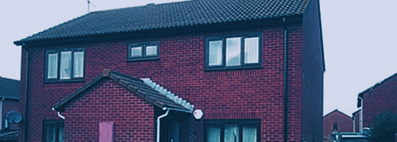 Retrospectively Fitted Fire Sprinkler in Family Home in Eastbourne