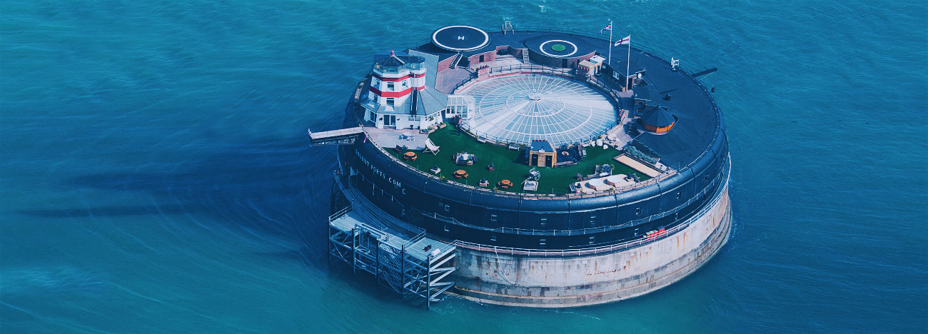 Spitbank & No Man's Land Forts, Residential Sprinkler Systems