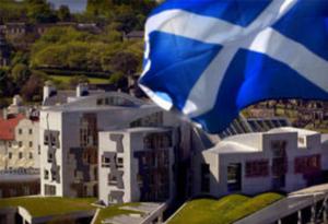 fire sprinkler regulations Scotland